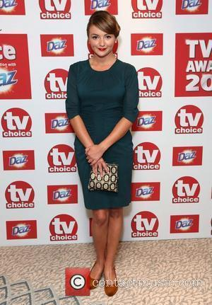 Jasmyn Banks The TVChoice Awards 2012 held at the Dorchester hotel - Arrivals London, England - 10.09.12