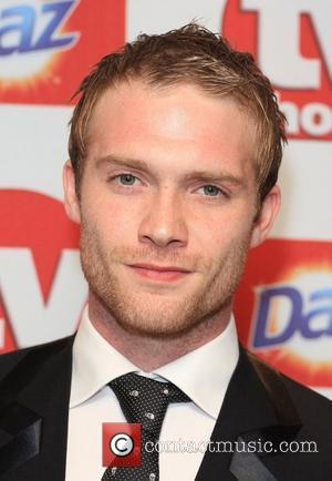 Chris Fountain The TVChoice Awards 2012 held at the Dorchester hotel - Arrivals London, England - 10.09.12