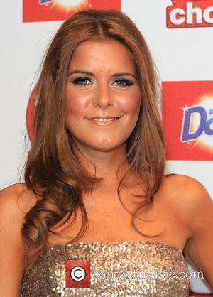 Gemma Oaten The TVChoice Awards 2012 held at the Dorchester hotel - Arrivals London, England - 10.09.12
