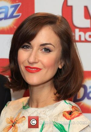 Katherine Kelly The TVChoice Awards 2012 held at the Dorchester hotel - Arrivals London, England - 10.09.12