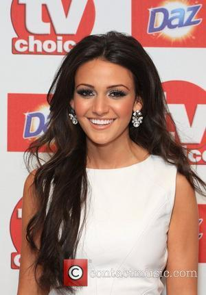 Michelle Keegan Sizzles In Leather At Soap Awards (Photos)