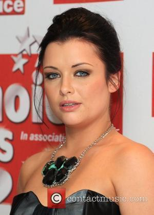 Shona McGarty The TVChoice Awards 2012 held at the Dorchester hotel - Arrivals London, England - 10.09.12