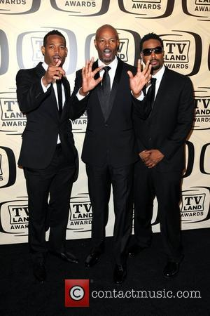 Marlon Wayans, Keenan Ivory Wayans, Shawn Wayans The 10th Annual TV Land Awards - Arrivals  New York City, USA...