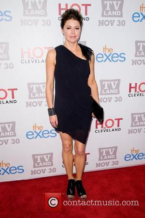 Jane Leeves TV Land holiday premiere party for 'Hot in Cleveland' & 'The Exes' at SD26 - Arrivals New York...