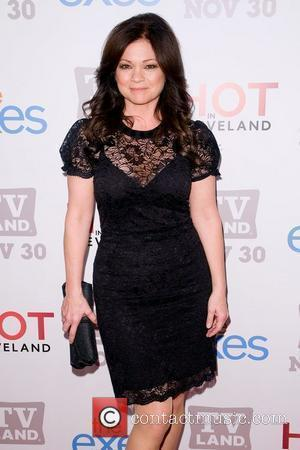 Valerie Bertinelli TV Land holiday premiere party for 'Hot in Cleveland' & 'The Exes' at SD26 - Arrivals New York...