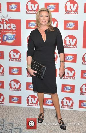 Claire King The 2012 TVChoice Awards held at the Dorcester - Arrivals. London, England - 10.09.12
