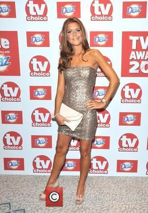 Gemma Oaten The 2012 TVChoice Awards held at the Dorcester - Arrivals. London, England - 10.09.12