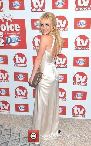 Jorgie Porter The 2012 TVChoice Awards held at the Dorcester - Arrivals. London, England - 10.09.12
