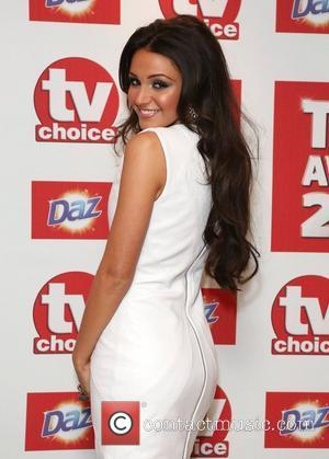 Michelle Keegan and Dorchester Hotel