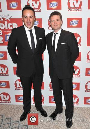 Anthony McPartlin and Declan Donnelly The 2012 TVChoice Awards held at the Dorcester - Arrivals. London, England - 10.09.12