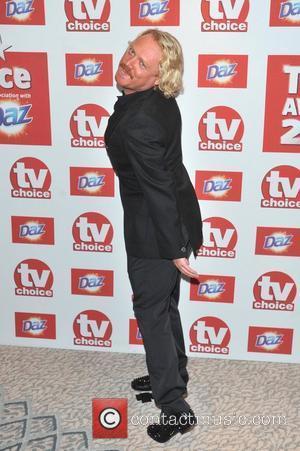 Leigh Frances aka Keith Lemon The 2012 TVChoice Awards held at the Dorcester - Arrivals. London, England - 10.09.12