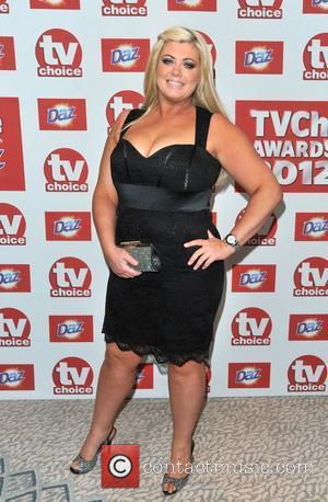 Gemma Collins The 2012 TVChoice Awards held at the Dorcester - Arrivals. London, England - 10.09.12