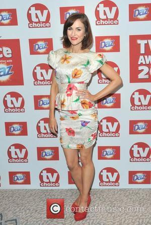 Katherine Kelly The 2012 TVChoice Awards held at the Dorcester - Arrivals. London, England - 10.09.12