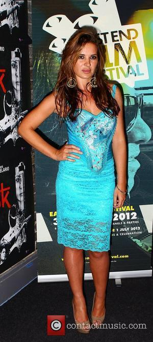 Kierston Wareing,  Twenty8k premiere at the East End Film Festival, Genesis Cinema, London, England - 05.07.12