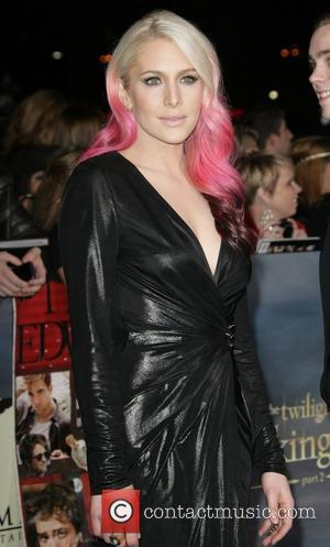 Casey LaBow The premiere of 'The Twilight Saga: Breaking Dawn - Part 2' at Nokia Theatre L.A. Live  Los...