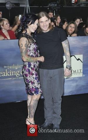 Brent Smith  The premiere of 'The Twilight Saga: Breaking Dawn - Part 2' at Nokia Theatre L.A. Live Los...