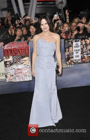 Elizabeth Reaser  The premiere of 'The Twilight Saga: Breaking Dawn - Part 2' at Nokia Theatre L.A. Live Los...