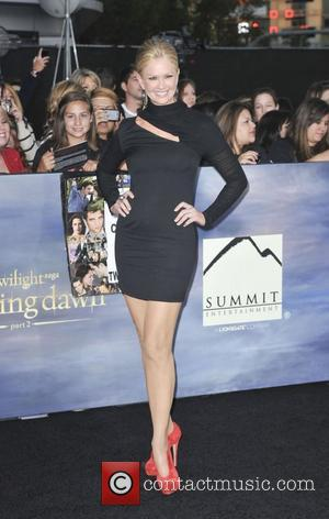 Nancy O'Dell  The premiere of 'The Twilight Saga: Breaking Dawn - Part 2' at Nokia Theatre L.A. Live Los...