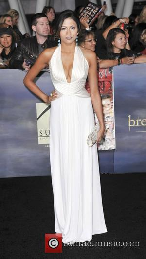 Tinsel Korey  The premiere of 'The Twilight Saga: Breaking Dawn - Part 2' at Nokia Theatre L.A. Live Los...