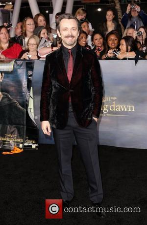 Twilight Saga Breaking Dawn Part 2 Premiere: Three Words, Michael Sheen's Moustache