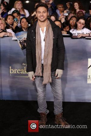 Ryan Guzman Premiere of Summit Entertainment's 'The Twilight Saga: Breaking Dawn - Part 2' at Nokia Theatre L.A. Live Los...