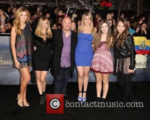 Michael Chiklis and Guests Premiere of Summit Entertainment's 'The Twilight Saga: Breaking Dawn - Part 2' at Nokia Theatre L.A....