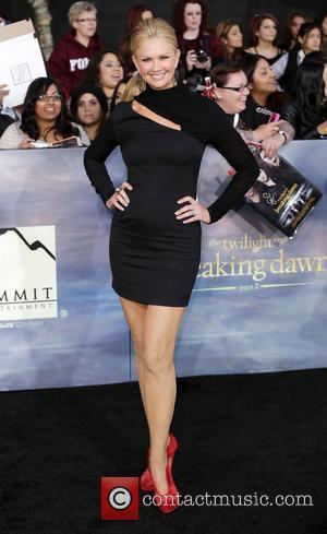 Nancy O'Dell Premiere of Summit Entertainment's 'The Twilight Saga: Breaking Dawn - Part 2' at Nokia Theatre L.A. Live Los...