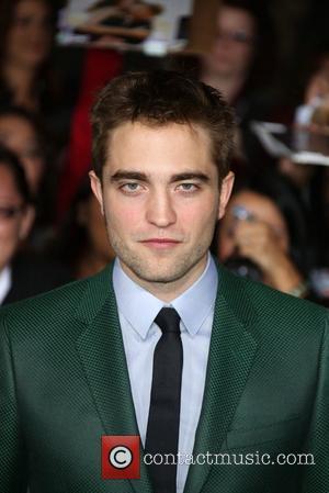 Robert Pattinson, Twilight Breaking Dawn Part 2 Premiere