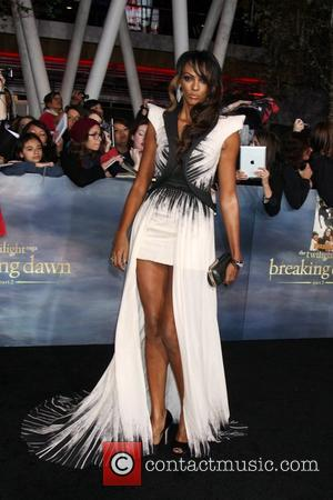Judith Shekoni  The premiere of 'The Twilight Saga: Breaking Dawn - Part 2' at Nokia Theatre L.A. Live...