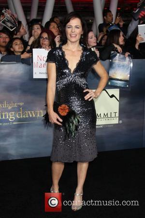 Sarah Clarke  The premiere of 'The Twilight Saga: Breaking Dawn - Part 2' at Nokia Theatre L.A. Live...