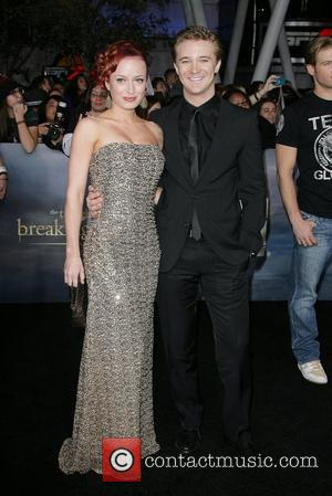 Michael Welch The premiere of 'The Twilight Saga: Breaking Dawn - Part 2' at Nokia Theatre L.A. Live  Los...