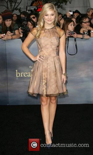 Olivia Holt The premiere of 'The Twilight Saga: Breaking Dawn - Part 2' at Nokia Theatre L.A. Live  Los...