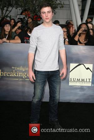 Sterling Beaumon The premiere of 'The Twilight Saga: Breaking Dawn - Part 2' at Nokia Theatre L.A. Live  Los...