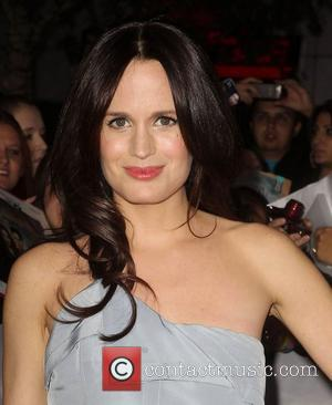 Elizabeth Reaser,  at the premiere of 'The Twilight Saga: Breaking Dawn - Part 2' at Nokia Theatre L.A. Live....