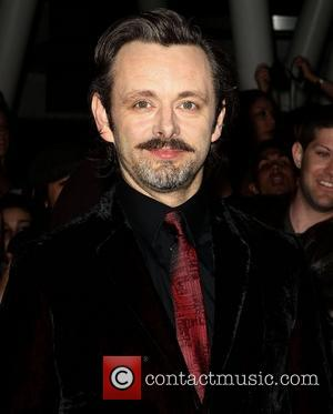 Michael Sheen,  at the premiere of 'The Twilight Saga: Breaking Dawn - Part 2' at Nokia Theatre L.A. Live....