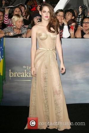 Kristen Stewart Breaking Dawn 2 Premiere