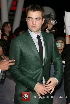Robert Pattinson Breaking Dawn 2 Premiere