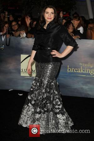 Stephenie Meyer Breaking Dawn 2 Premiere