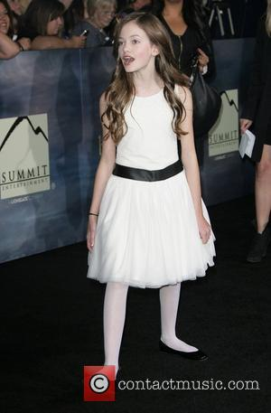 Mackenzie Foy The premiere of 'The Twilight Saga: Breaking Dawn - Part 2' at Nokia Theatre L.A. Live Los Angeles,...