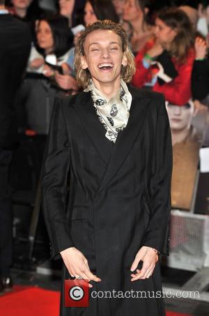 Jamie Campbell Bower The Twilight Saga: Breaking Dawn 2 European Premiere held at the Empire, Leicester Square - Arrivals. London,...