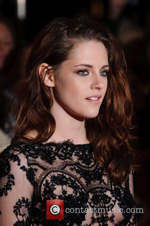 Kristen Stewart London Breaking Dawn - Part 2 Premiere