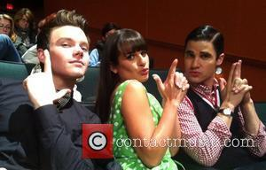 Glee Romance Becomes Reality For Lea And Cory?