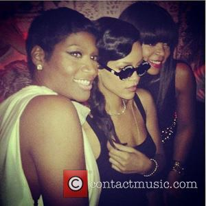 Rihanna, Happy, Ursy and Taraji
