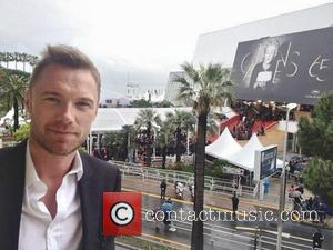 Ronan Keating Enjoys