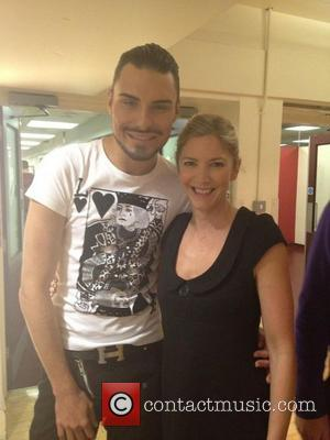Lisa Faulkner, I, Rylan Clark, Twitter and How