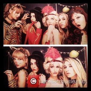 Taylor Swift Goes Wild At Dianna Agron's Birthday Bash
