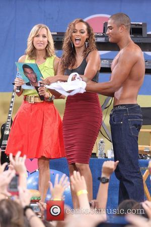 Lara Spencer, Tyra Banks and Central Park