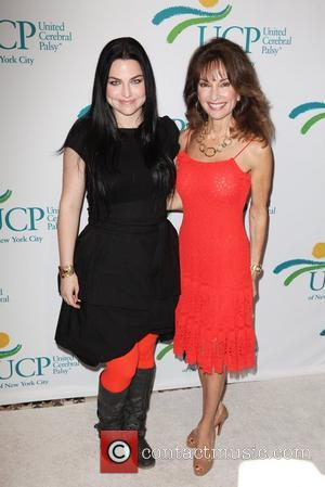 Amy Lee, Evanescence and Susan Lucci