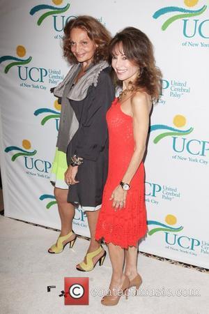 Susan Lucci and Diane Von Furstenberg