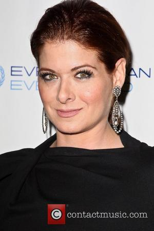 Debra Messing United Nations Every Woman Every Child Dinner 2012 held at The Museum of Modern Art in Midtown, Manhattan....